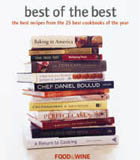 Food & Wine: Bookmark | Best of the Best
