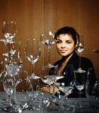 Food & Wine: Tastemakers: Sommelier Prodigy - Alpana Singh