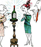 Food & Wine: Cult Worship | The New Cult Cabernets