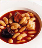 Food & Wine: Asturian Pork and Beans