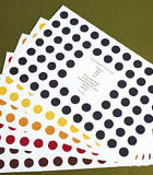 Food & Wine: Design: Dots & Tots | Bob's Your Uncle place mats