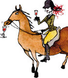 Food & Wine: The Galloping Oenophile