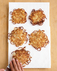 Food & Wine: Supercrispy Potato Latkes