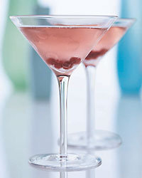Food & Wine: The Lush, a champagne cocktail made with vodka, Grand Marnier and rosé Champagne.