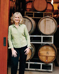 Food & Wine: Winemaker Heidi Peterson Barrett