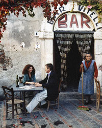 Food & Wine: Lettie Teague and Peter Travers in Sicily