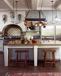 Food & Wine: Spanish Revival Kitchen