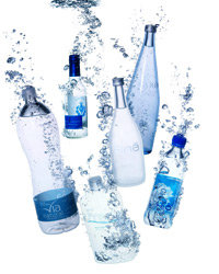 Food & Wine: Bottled water