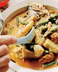 Food & Wine: Fish Curry with Tamarind