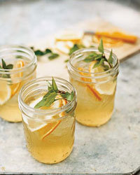 Food & Wine: Thai-Basil Sangria