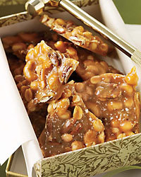 Food & Wine: Best-Ever Nut Brittle, photo © Max Kim Bee.