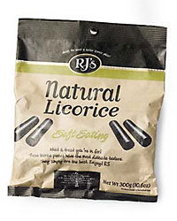 Food & Wine: RJ's Licorice