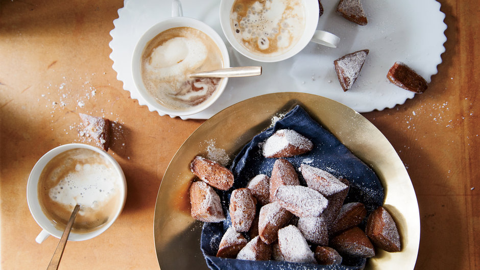 New Orleans-Style Chicory Beignets