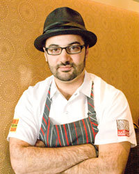 Food & Wine: Chef Sameh Wadi