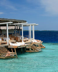 Food & Wine: Maldives Resorts: Eco-Friendly Vacations