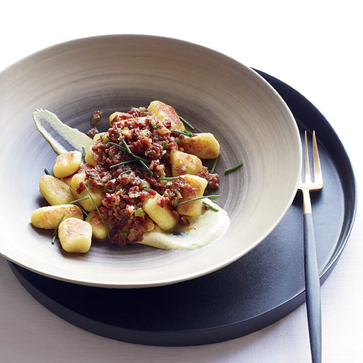 Food & Wine: 6 Super-Delicious Sauces for Gnocchi