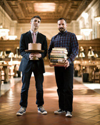Food & Wine: Baked Owners Matt Lewis and Renato Poliafito's Favorite American Sweets Shops