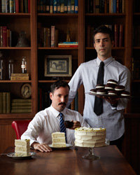 Food & Wine: F&W's Masters Series: Lessons from Baked Bakers Matt Lewis and Renato Poliafito