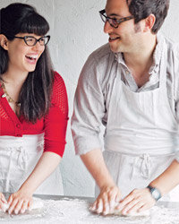 Food & Wine: Noah and Rae Bernamoff