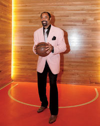 Food & Wine: The Hungry Crowd: Walt Frazier
