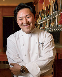 Food & Wine: Chef Sang Yoon
