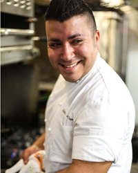 Food & Wine: Chef Phillip Lopez