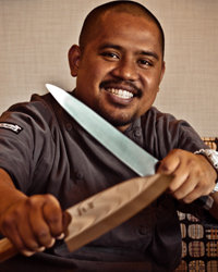Food & Wine: Chef Sheldon Simeon