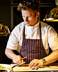 Food & Wine: Chef Thomas McNaughton