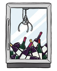 Food & Wine: How to Stock a Wine Fridge