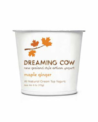 Food & Wine: Courtesy of Dreaming Cow Creamery