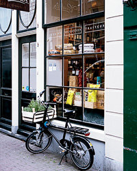Food & Wine: Amsterdam Shopping