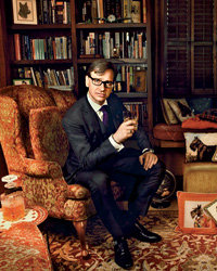 Food & Wine: The Hungry Crowd: Paul Feig