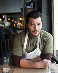 Food & Wine: Chef Josef Centeno