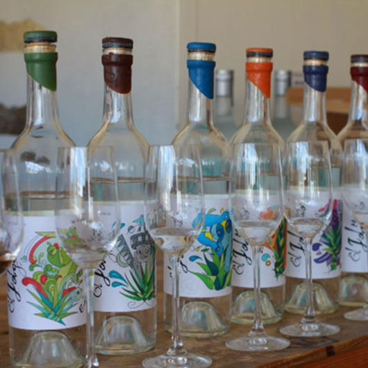 Food & Wine: Mezcals