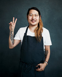 Food & Wine: Best New Chef 2013 Danny Bowien
