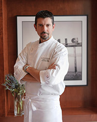 Food & Wine: Chef David Bull