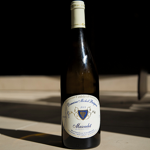 Food & Wine: 2004 Domaine Michel Brégeon Muscadet Reserve.