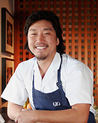 Food & Wine: Chef Edward Lee