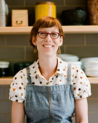 Food & Wine: Chef Nicole Krasinski