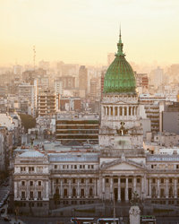 Food & Wine: Gisela Williams in Buenos Aires.