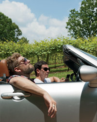 Food & Wine: Sommelier Steven Grubbs takes a tour through Southern wine country.