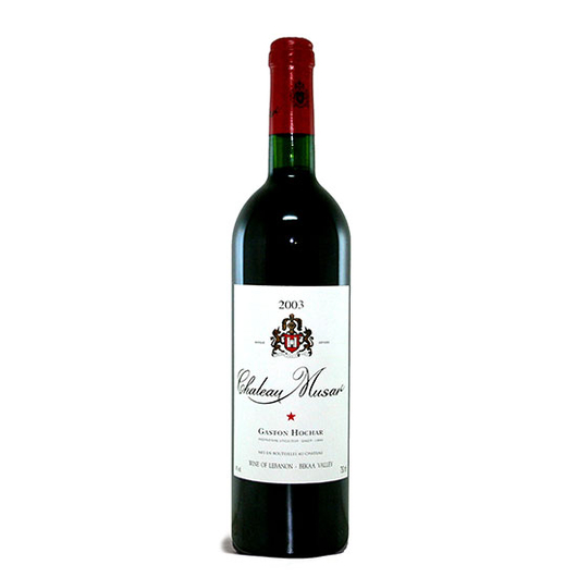 Food & Wine: Lebanon's Weirdly Great Red Blend