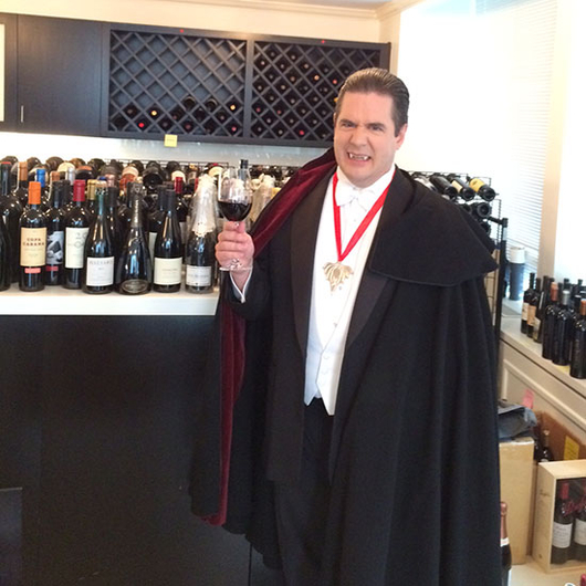 Food & Wine: Ray Isle Vampire