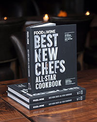 Food & Wine: F&W's Best New Chefs All-Star Cookbook