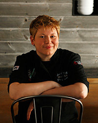 Food & Wine: Chef Marcie Turney