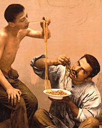 Food & Wine: 1890's Pasta, Fresh as the Day It Was Made