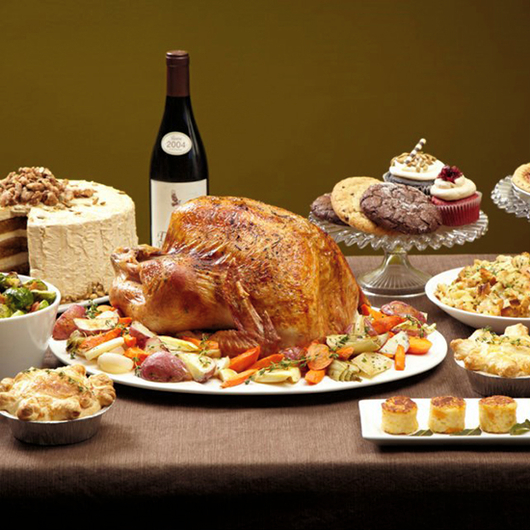 Food & Wine: Thanksgiving Takeout from Chicago's The Goddess and Grocer