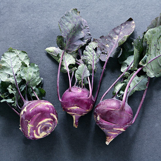 Food & Wine: Kohlrabi