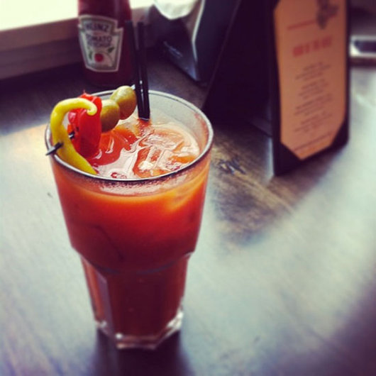 Food & Wine: Miso Bloody Marys, Negronis and 48 Hours' Worth of Wine