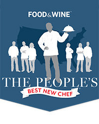 Food & Wine: The People's Best New Chef Press Materials